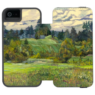 Pines Incipio Watson™ iPhone 5 Wallet Case