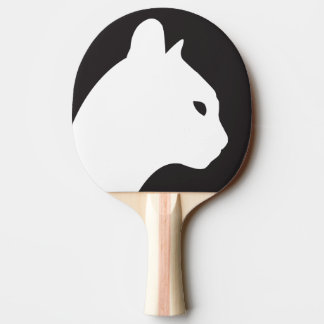 Ping pinged cat alley ping pong paddle