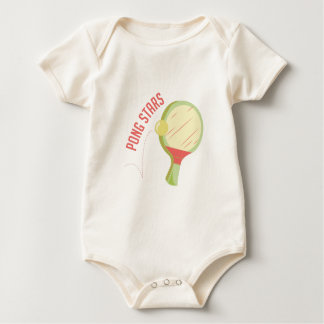 Ping Pong Baby Bodysuits