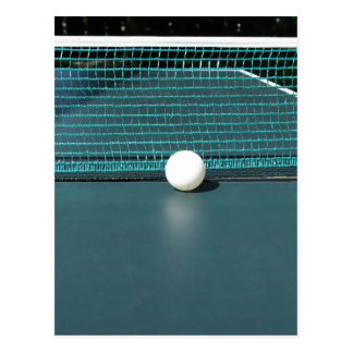 Ping Pong Ball Postcard