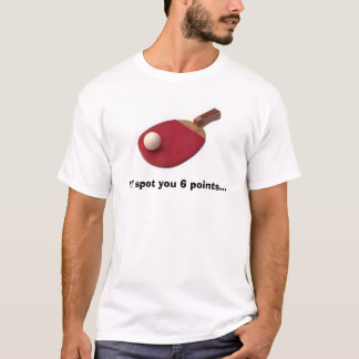 Ping pong challenge T-Shirt