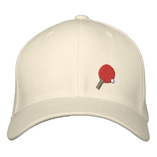 Ping Pong Champ Hat Table Tennis