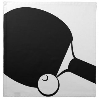 Ping Pong Napkin