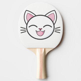 Ping Pong Paddle. Cat. Ping-Pong Paddle