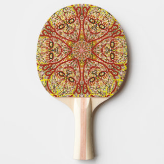 "Ping Pong Paddle ""Mischievous"" by MAR"