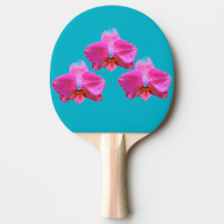 Ping Pong Paddle - Orchid