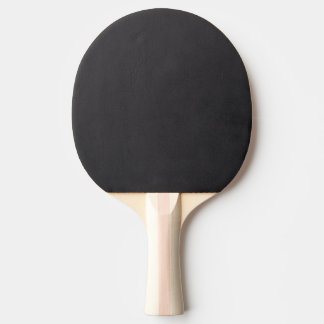 Ping Pong Paddle Red White or Black White Template