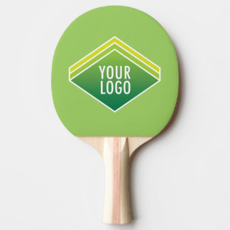 Ping Pong Paddle with Custom Logo Sports Marketing