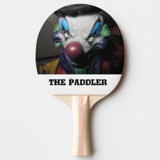 Ping Pong Paddles Custom Clown Design Ping-Pong Paddle