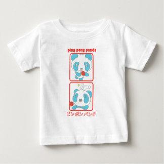 Ping Pong Panda in Action Baby T-Shirt