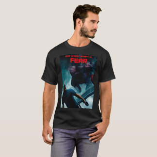 Ping Pong Posters: Fear T-Shirt