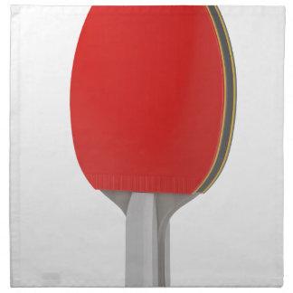 Ping pong racket napkin