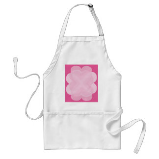 Pink Abstract Aprons