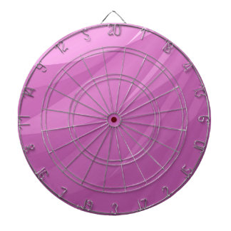 Pink Abstract Blank Background Dartboard