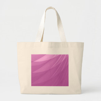 Pink Abstract Blank Background Large Tote Bag