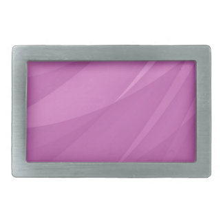Pink Abstract Blank Background Rectangular Belt Buckle