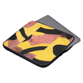 Pink Abstraction Laptop Sleeve