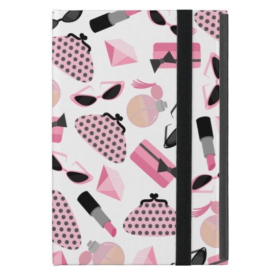 Pink Accessories iPad Mini Case With Kickstand