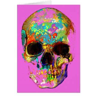 Pink Acid Card
