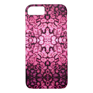Pink Agate iPhone 8/7 Case
