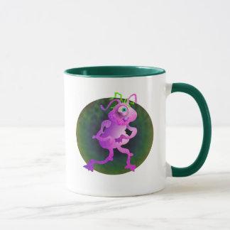 Pink Alien Mug