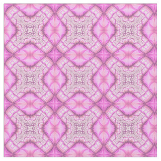 Pink Allover Glamour Fabric