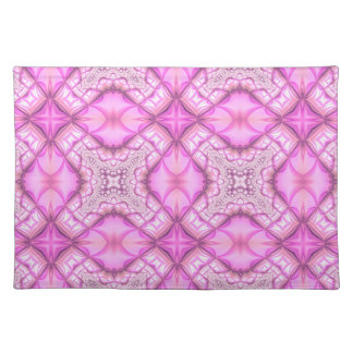 Pink Allover Glamour Placemats