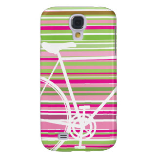 Pink and abstract Bicycle samsung galaxy