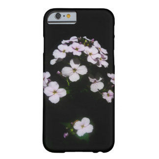 Pink and black small flower phone case barely there iPhone 6 case
