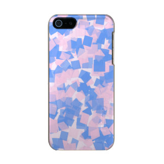 Pink and Blue Confetti Incipio Feather® Shine iPhone 5 Case