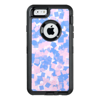 Pink and Blue Confetti OtterBox iPhone 6/6s Case