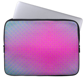 Pink and Blue Laptop/Tablet Sleeve