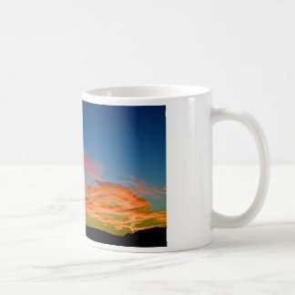 pink and blue sky mugs