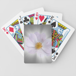 pink and gray bicycle playing cards