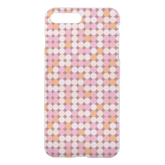 Pink and Orange Polka Dots iPhone 7 Plus Case