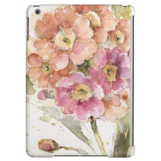 Pink and Orange Primrose Case For iPad Air