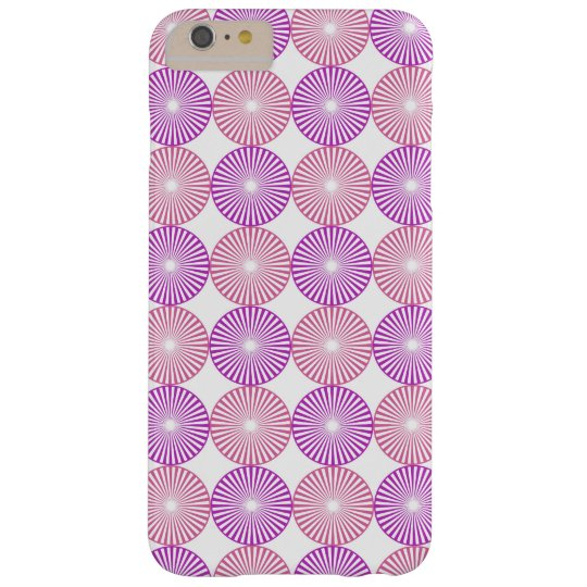 Pink and purple circles pattern galaxy nexus cover