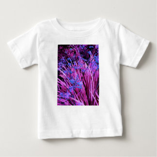 Pink and purple garden baby T-Shirt