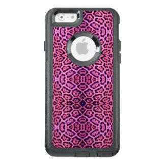 Pink and Purple Jaguar Fur OtterBox iPhone 6/6s Case