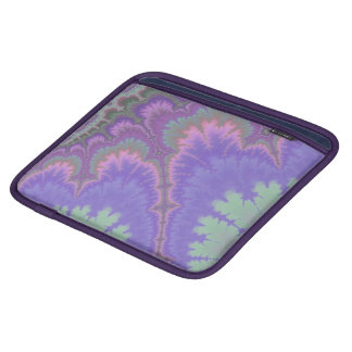 Pink And Purple Paisley Sleeve For iPads