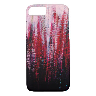 Pink and Purple Phone Case