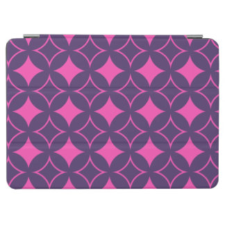 Pink and purple shippo iPad air cover