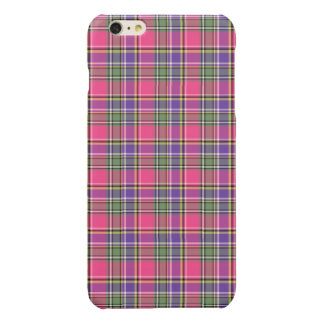 Pink and Purple Vintage Plaid