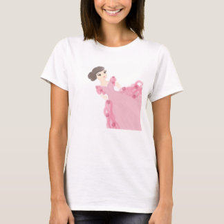Pink and roses T-Shirt