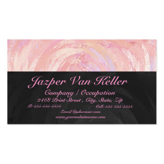Pink and Stinky Business Card