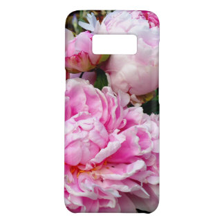 Pink and White Peonies Case-Mate Samsung Galaxy S8 Case