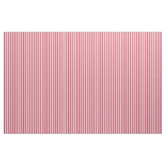 Pink and White Stripes Fabric