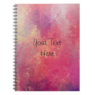 Pink and Yellow Skies Notebooks