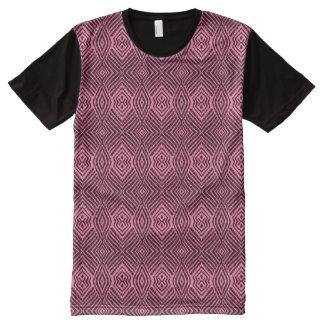 Pink Animal Pattern#48b American Apparel Buy Onlin All-Over-Print T-Shirt