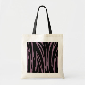 Pink Animal Print Budget Tote Bag